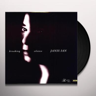 Janis Ian BREAKING SILENCE Vinyl Record - 180 Gram Pressing