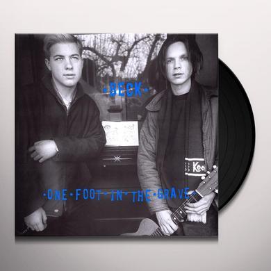 Beck ONE FOOT IN THE GRAVE (BONUS TRACKS) Vinyl Record - 180 Gram Pressing, Anniversary Edition