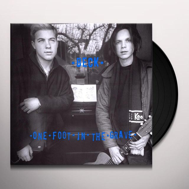 Beck ONE FOOT IN THE GRAVE Vinyl Record