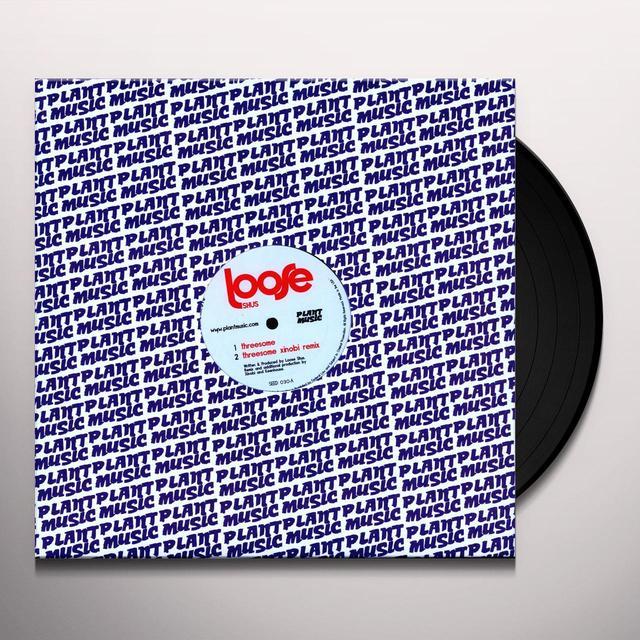 Loose Shus THREESOME Vinyl Record