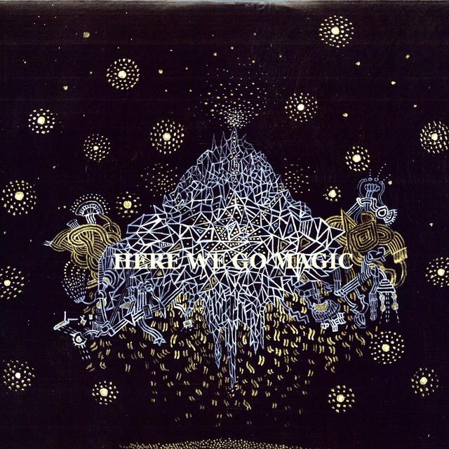 HERE WE GO MAGIC Vinyl Record