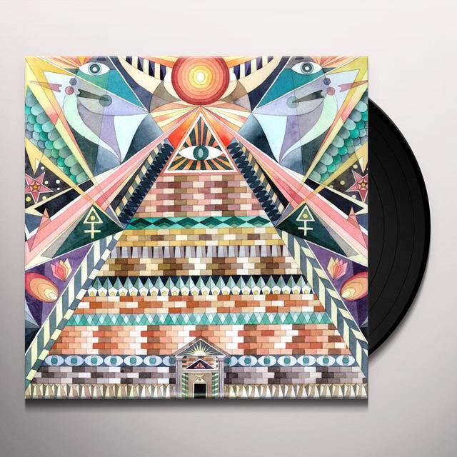 The Skull Defekts TEMPLE Vinyl Record
