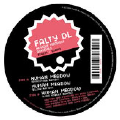 Falty Dl HUMAN MEADOW Vinyl Record