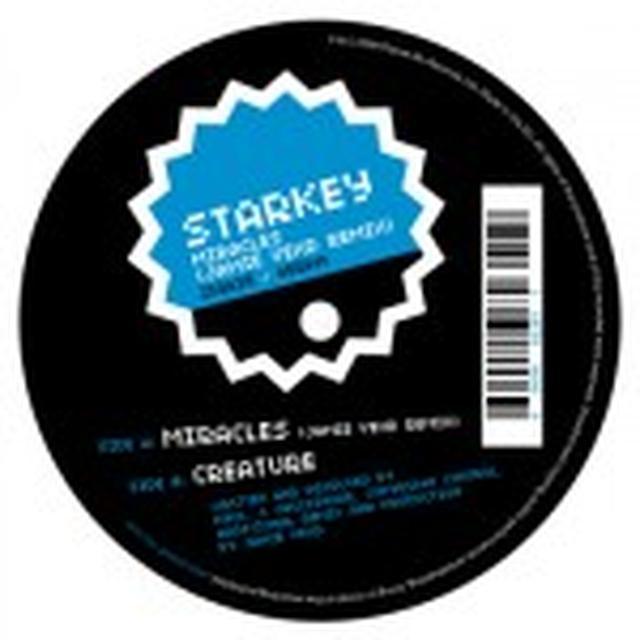 Starkey MIRACLES Vinyl Record