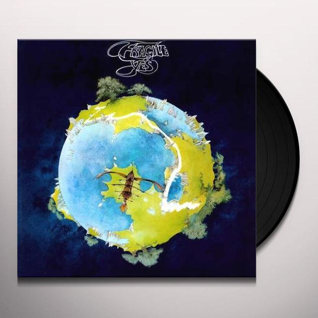 Yes FRAGILE Vinyl Record - 180 Gram Pressing