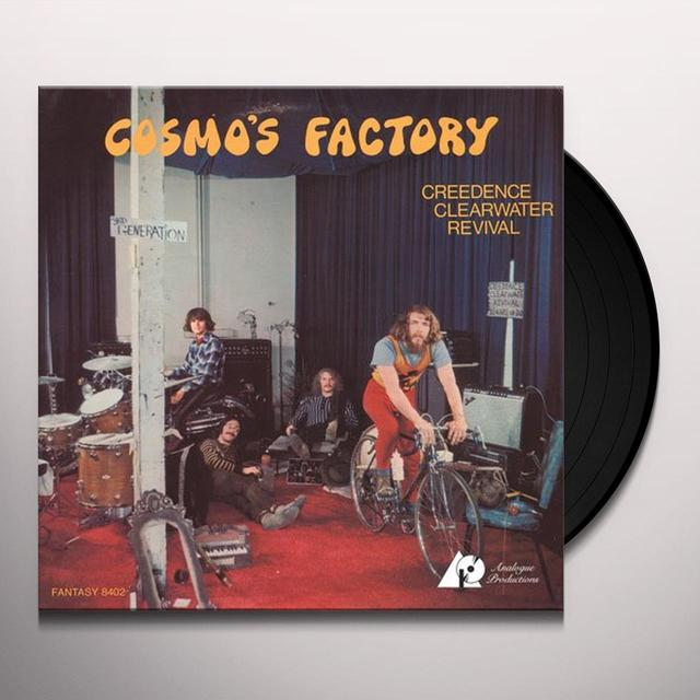 CCR ( Creedence Clearwater Revival ) COSMO'S FACTORY Vinyl Record - 200 Gram Edition
