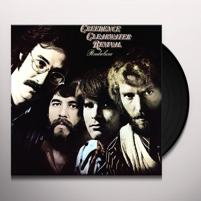 CCR ( Creedence Clearwater Revival ) PENDULUM Vinyl Record - 200 Gram Edition