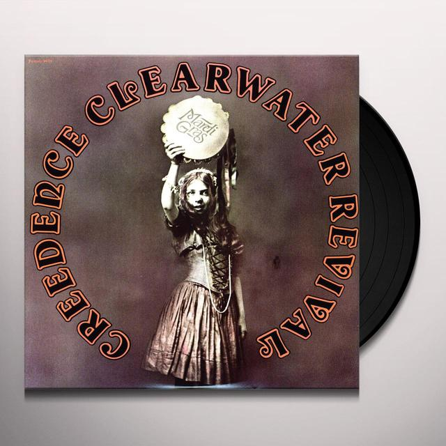CCR ( Creedence Clearwater Revival ) MARDI GRAS Vinyl Record