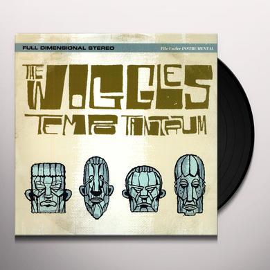 The Woggles TEMPO TANTRUM  (BONUS TRACKS) Vinyl Record - w/CD