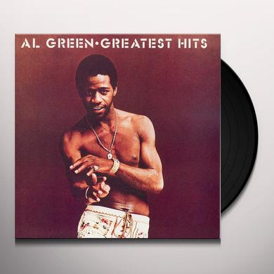 Al Green GREATEST HITS Vinyl Record