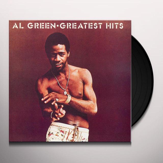 Al Green GREATEST HITS Vinyl Record - 180 Gram Pressing