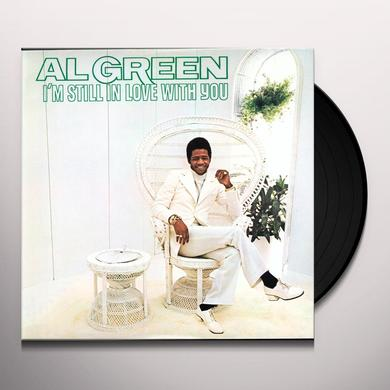 Al Green I'M STILL IN LOVE WITH YOU Vinyl Record