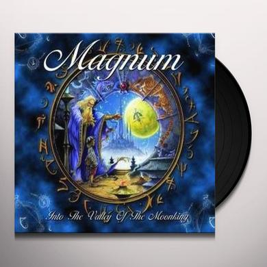 Magnum INTO THE VALLEY OF THE MOONKING Vinyl Record
