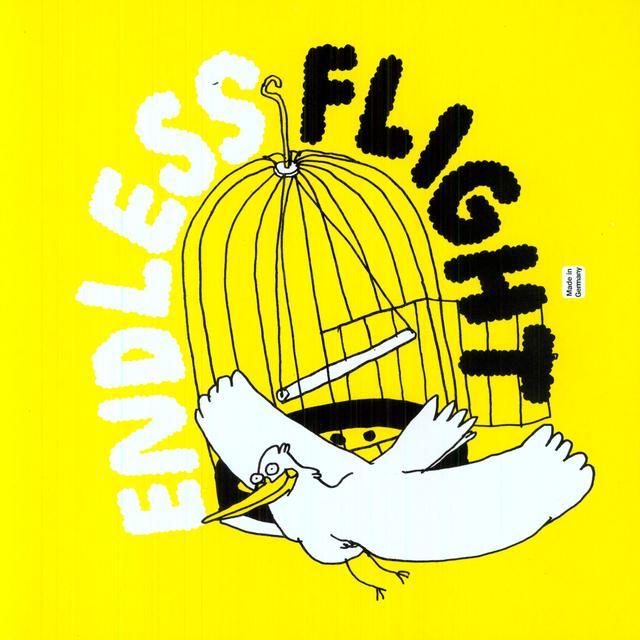 Kaoru Inoue ESC (EP) Vinyl Record