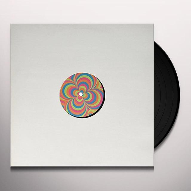 Daniel Meteo WORKING 1ST CLASS (EP) Vinyl Record