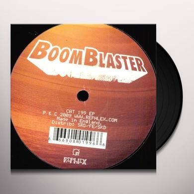 Aleksi Perala BOOM BLASTER (EP) Vinyl Record