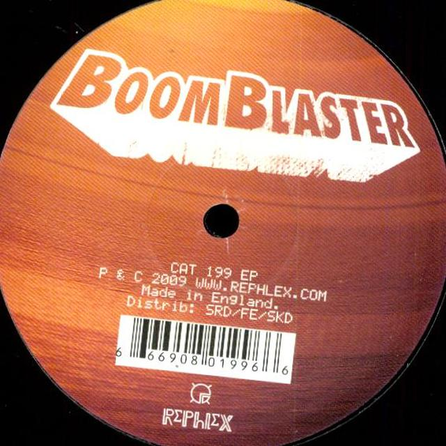Aleksi Perala BOOM BLASTER Vinyl Record