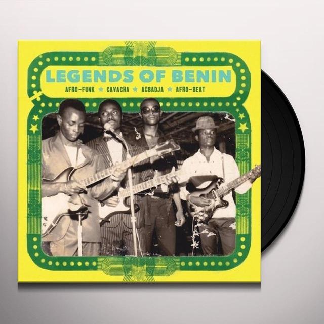 LEGENDS OF BENIN / VARIOUS Vinyl Record