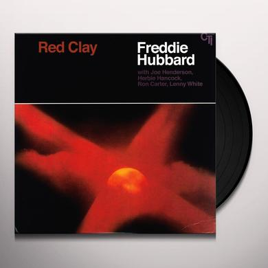 Freddy Hubbard RED CLAY Vinyl Record