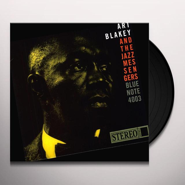 Art Blakey & The Jazz Messengers MOANIN Vinyl Record - 180 Gram Pressing