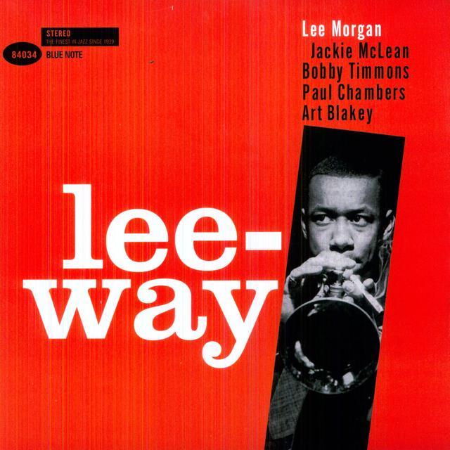 Lee Morgan LEE-WAY Vinyl Record - 180 Gram Pressing
