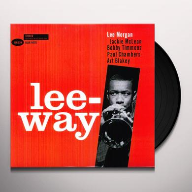 Lee Morgan LEE-WAY Vinyl Record - 180 Gram Pressing