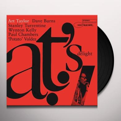 Art Taylor AT'S DELIGHT Vinyl Record - 180 Gram Pressing
