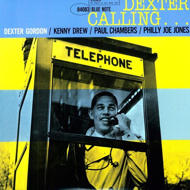 Dexter Gordon DEXTER CALLING Vinyl Record - 180 Gram Pressing