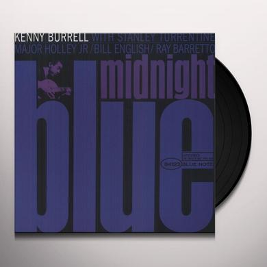 Kenny Burrell MIDNIGHT BLUE Vinyl Record - 180 Gram Pressing