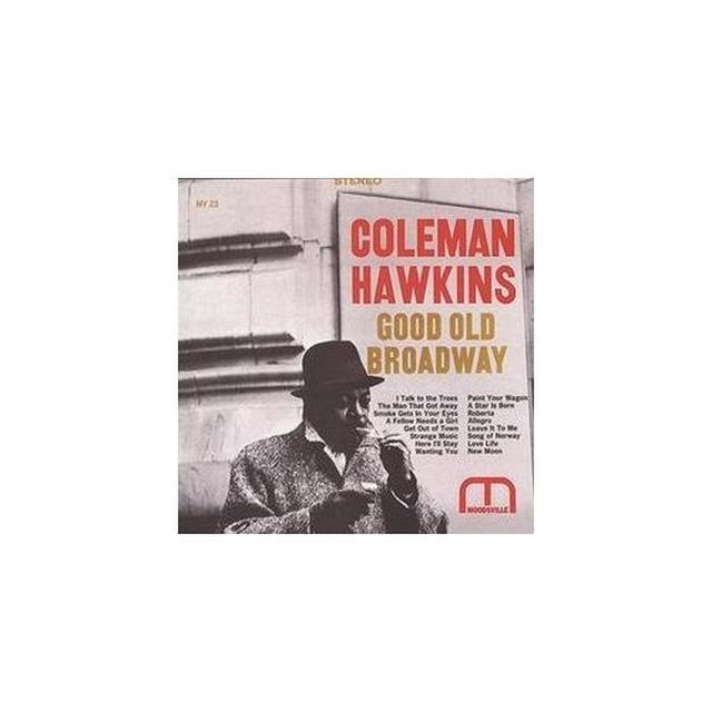 Coleman Hawkins GOOD OLD BROADWAY Vinyl Record - 180 Gram Pressing