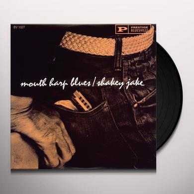 Shakey Jake MOUTH HARP BLUES Vinyl Record