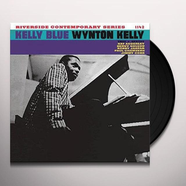 Wynton Kelly KELLY BLUE Vinyl Record - 180 Gram Pressing
