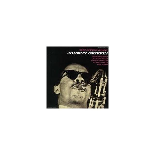 Johnny Griffin LITTLE GIANT Vinyl Record - 180 Gram Pressing