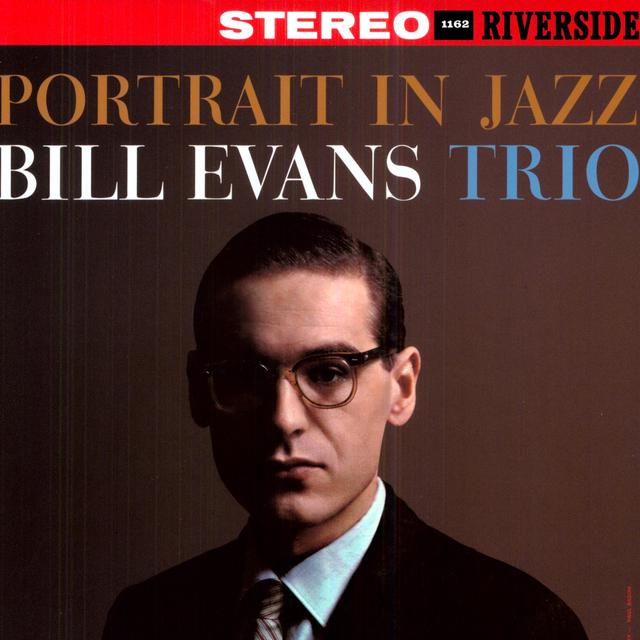 Bill Evans PORTRAIT IN JAZZ Vinyl Record - 180 Gram Pressing