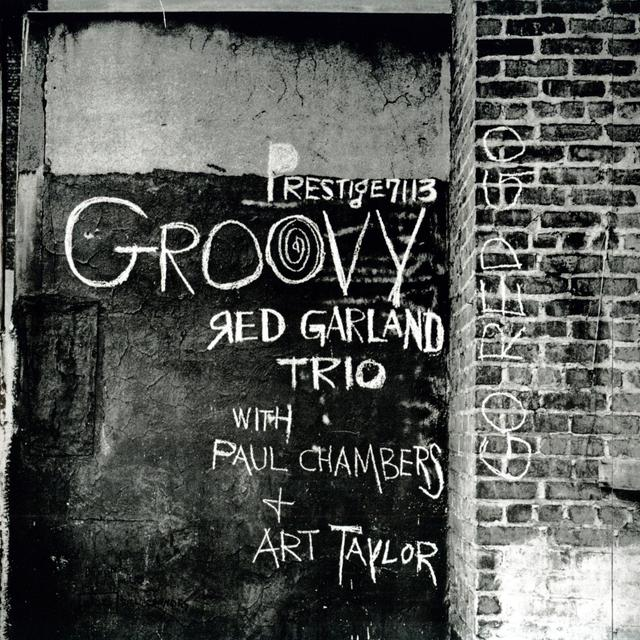Red Garland GROOVY Vinyl Record - 180 Gram Pressing