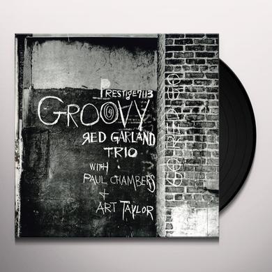 Red Garland GROOVY Vinyl Record - 180 Gram Pressing
