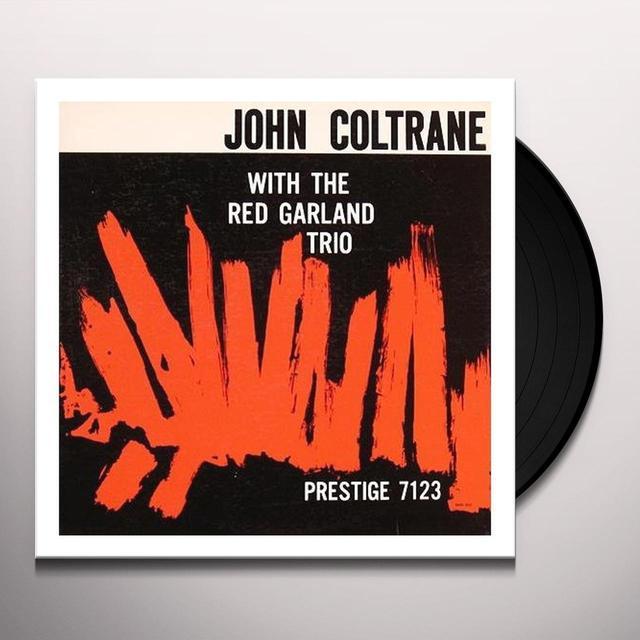 John Coltrane TRANEING IN Vinyl Record - 180 Gram Pressing