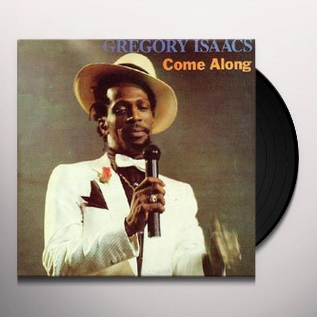 Gregory Issacs COME ALONG Vinyl Record