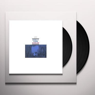 Arnett Cobb SIZZLIN Vinyl Record