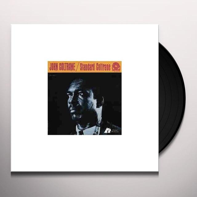 John Coltrane STANDARD COLTRANE Vinyl Record