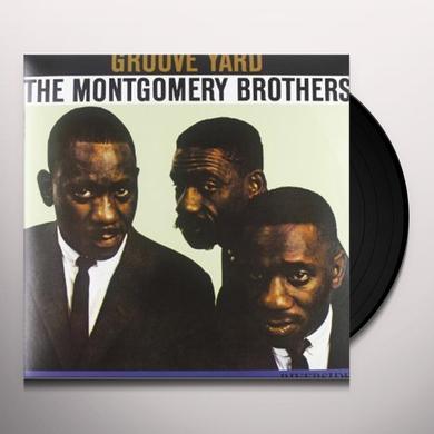 Montgomery Brothers GROOVE YARD Vinyl Record - 180 Gram Pressing