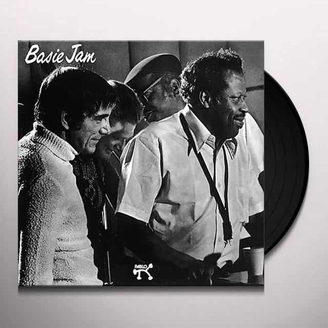 Count Basie BASIE JAM Vinyl Record - 180 Gram Pressing