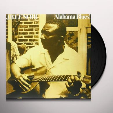 J.B. Lenoir ALABAMA BLUES Vinyl Record - 180 Gram Pressing