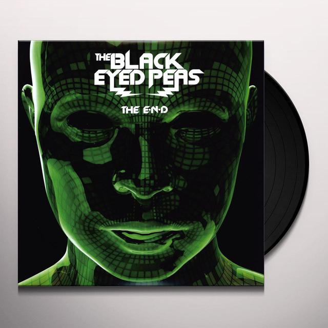 The Black Eyed Peas END - ENERGY NEVER DIES Vinyl Record