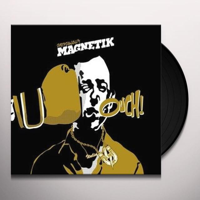 Mr. Magnetik OUCH Vinyl Record