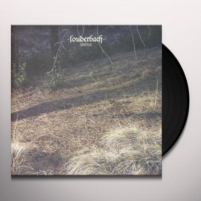 Louderbach SHINE (EP) Vinyl Record