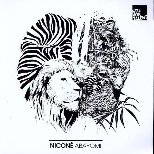 Nicone ABAYOMI (EP) Vinyl Record
