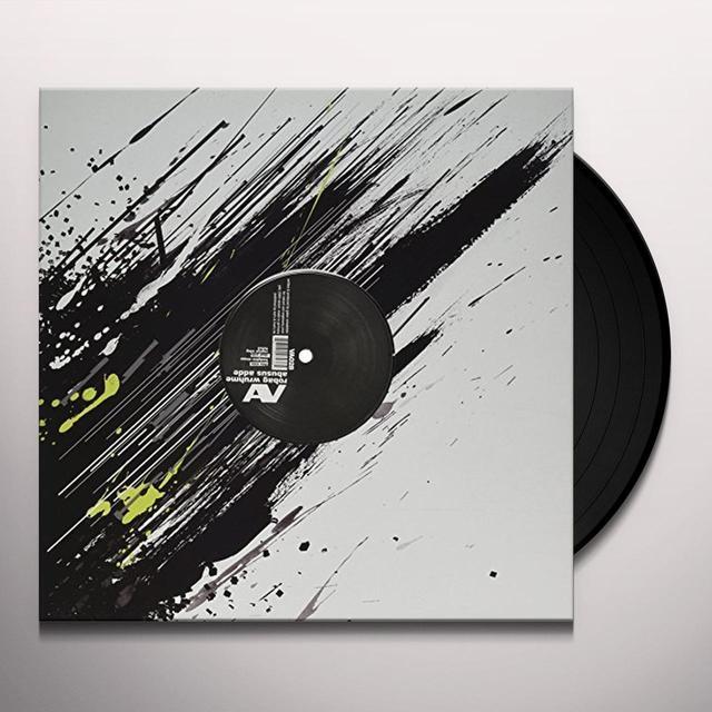 Robag Wruhme ABUSUS ADDE (EP) Vinyl Record