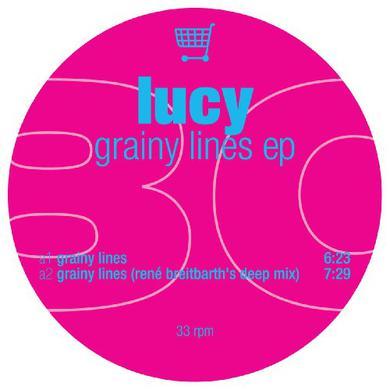 Lucy GRAINY LINES Vinyl Record