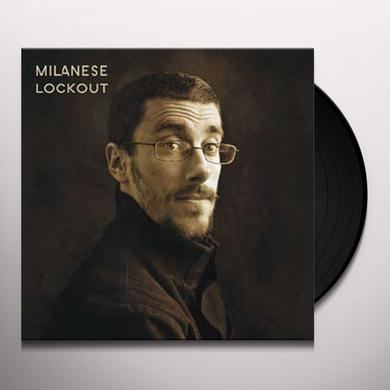 Milanese LOCKOUT Vinyl Record